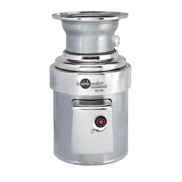 Picture of InSinkErator SS100-3PH 1HP Commercial Garbage Disposer