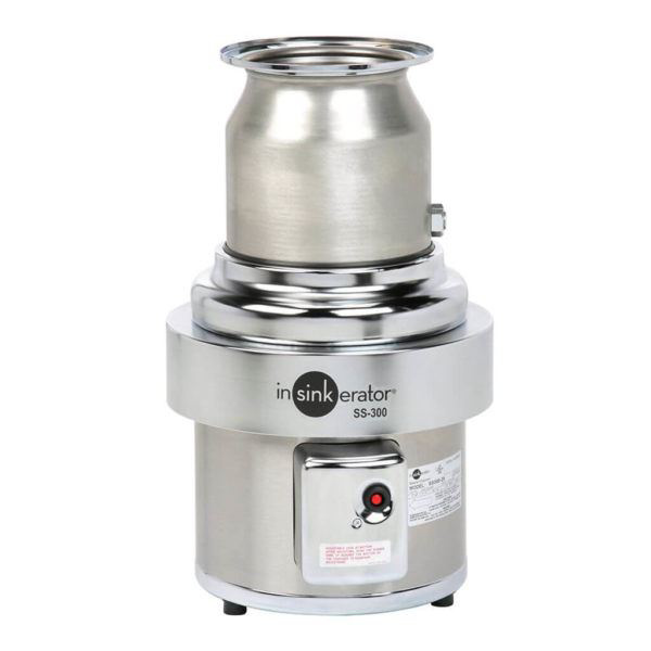 Picture of InSinkErator SS300 3HP Commercial Garbage Disposer