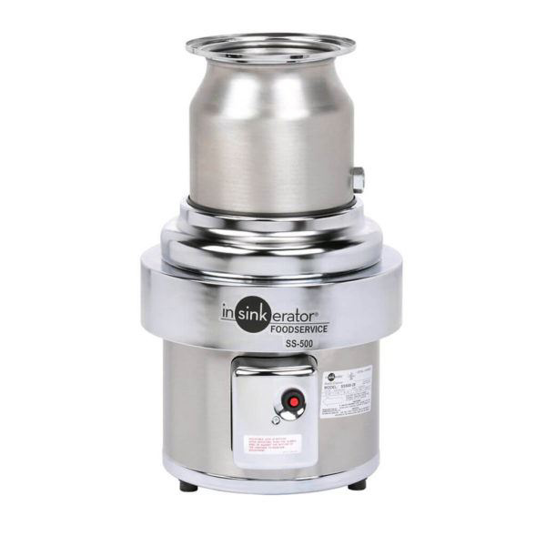 Picture of InSinkErator SS-500 5 HP Commercial Garbage Disposer